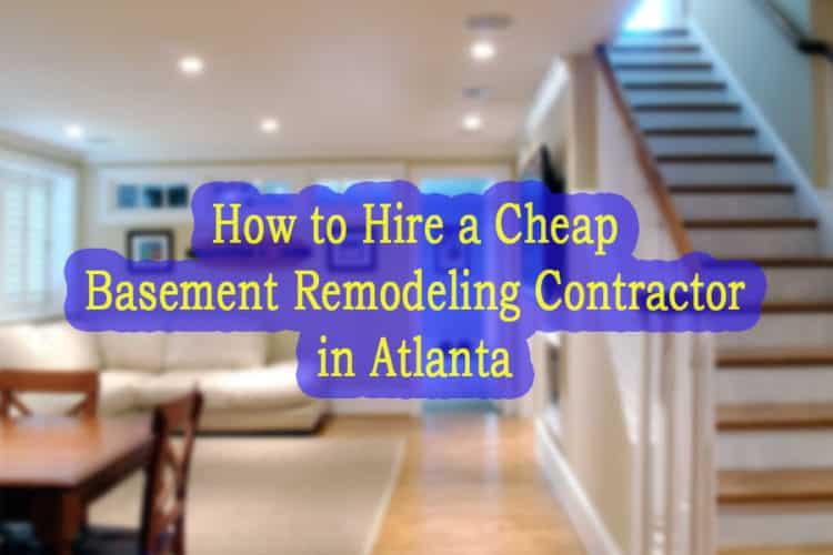 Best 48 Basement Finishing Contractors In Cumming Basement Enchanting Basement Remodeling Contractors